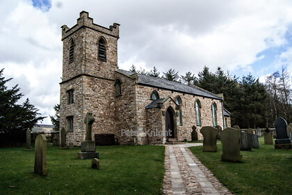 Bleasdale Church 