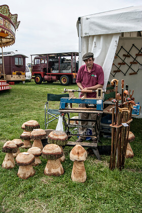 GE Show 2014 Woodturner 