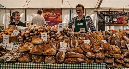 GE Show 2014 Artisan Bread 