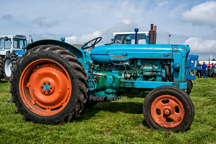 GE Show 2014 Vintage Tractor 