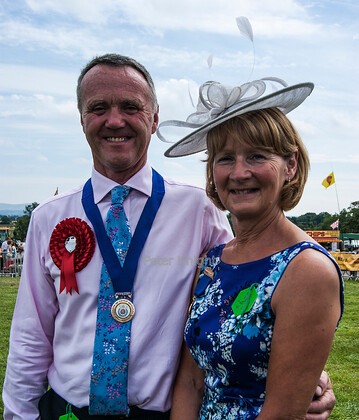GE Show 2014 Show President 