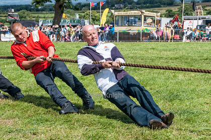 GE Show 2014 Tug of War 3 