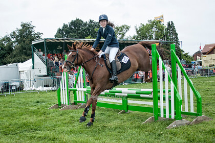 GE Show 2014 Showjumping 